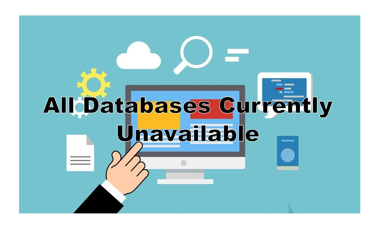 database difficulties